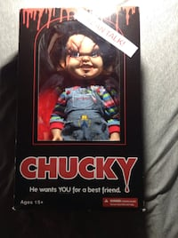 Talking Chucky wants you! Now East Greenville, 18041