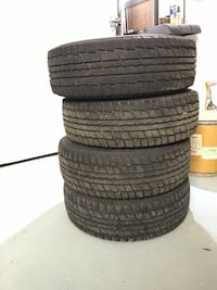 Selling DUNLOP Winter Tires & Rims for ONLY $130 Vaughan, L4L