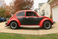 1969 VW Beetle Bug Upper Marlboro