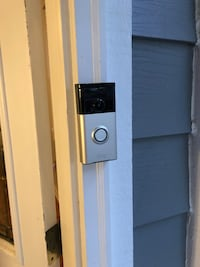 Ring doorbell and door chime/range extender