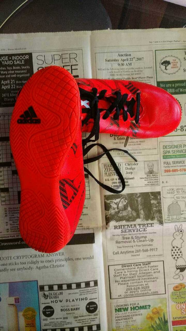 Used Indoor soccer for sale in Gobles - letgo 7e03bb972