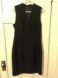 Jacob Blue Sleeveless Dress sz 12 Vancouver, V6G 2C9