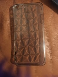 Diamond Textured Transparent Case  Baltimore