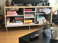 TV stand/book shelf Vancouver, V6E