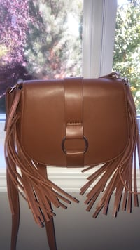 Brown Leather Purse Calgary, T3M 1C7