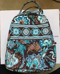 Vera bradley lunchbox gently used Damascus, 20872