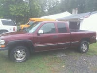 Chevrolet - Silverado - 2001 Plumsted Township, 08533