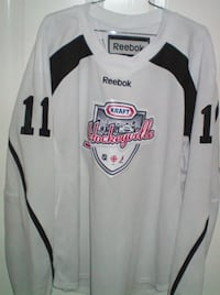 Reebok Kraft Hockeyville Warm Up Jersey Size XL London