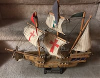 Santa Maria galleon ship decor  Oyster Bay, 11758