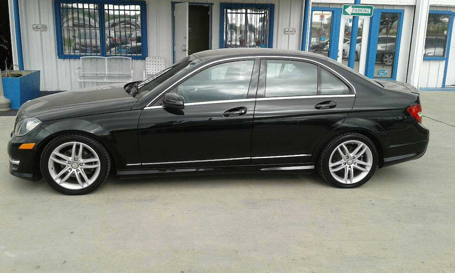Used 2012 mercedes benz c300 in san antonio for Used mercedes benz san antonio