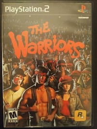 The Warriors for PS2 Vaughan, L4L