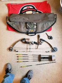 Browning Eclipse Compound Bow combo Kent, 44240