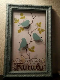 Kirklands bird frame