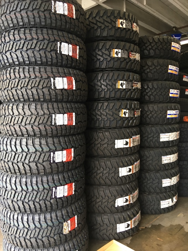 Used Mud Tires For Sale >> Used Mud Tires All Terrain Tires For Sale In Walnut Creek Letgo