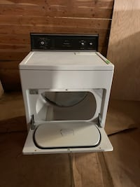 White front-load clothes dryer Cheney, 99004