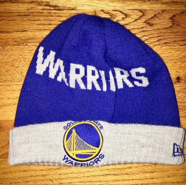 46799ecf106 Used Golden State Warriors Beanie Hat for sale in San Leandro - letgo
