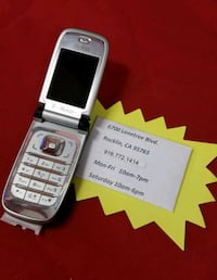 Nokia 6133 for T-mobile or metro $20 Rocklin, 95765
