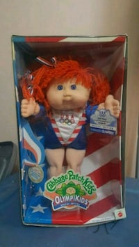 Vintage olympikids cabbage patch doll Orlando, 32837