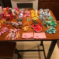 My Little Pony and Disney accessories