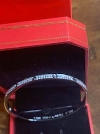 Cartier silver with stone included the box  Las Vegas, 89130
