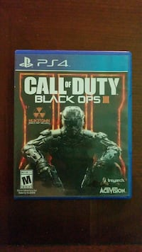 LIKE NEW CALL OF DUTY BLACK OPS 3