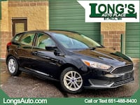 Ford Focus 2013 Saint Paul