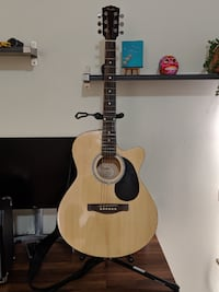 Fender FA-135CE Acoustic Electric with Fender Amplifier