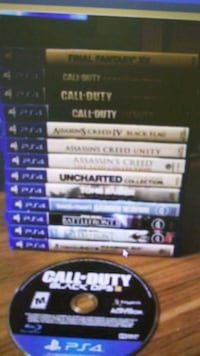 PS4 Games for Sale Or Trade 3747 km