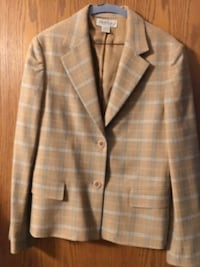 BROOKS BROTHERS ladies wool blazer sz 12