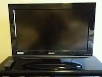 Sharp Hdtv flat screen TV with DVD Combo Chicago, 60640