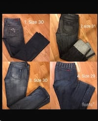 GUESS JEANS size 29 30 31