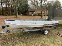 14' John boat with trailer Toccoa, 30577