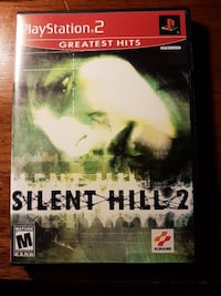 Silent Hill 2 Complete with Manual