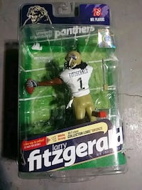 Action figure college football Pittsburgh variant. Pomona, 91767