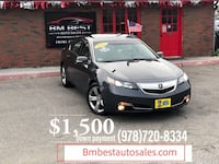 Used 2012 Acura TL for sale Beverly