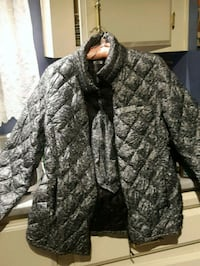Small/packable coat