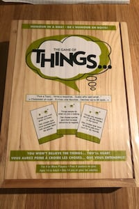 The Game of Things - Party Game - Brand New  Toronto, M5A 2N4