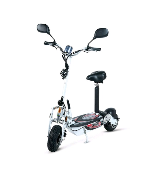 Patinete/Scooter Eléctrico Tipo Moto, 1000w