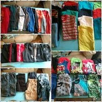 Boys size 10 clothes Junction City, 66441