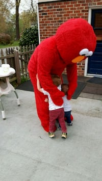 Party with Elmo Costumed characters Richmond