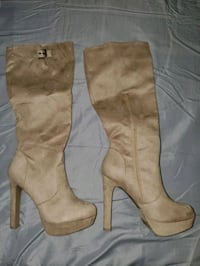 Sexy Tan Knee High Boots  Gallatin, 37066