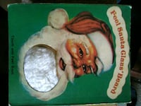 Old Christmas book Zanesville, 43701