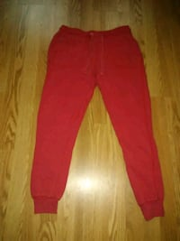 Red joggers Rue 21 Council Bluffs, 51501