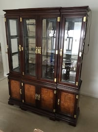 Asian China cabinet great shape and very old Londonderry, 03053
