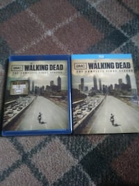 Walking Dead s1 bluray new Chicago, 60608