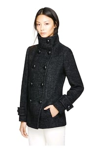 Babaton Howell Coat size Large from Aritzia  Vancouver, V5W 1W7