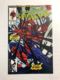 Amazing Spider-Man #317 in perfect condition 539 km