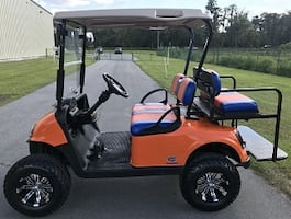 Ez+Go Golf Cart Great facilities! and Everythin is Good.........