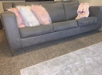 Grey couch  West Des Moines, 50266