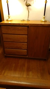 Chest of Dresser Drawers (4)  Damascus, 20872
